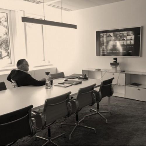 Virtual Chef's Table – exklusive virtuelle Kommunikationsplattform für Entscheider